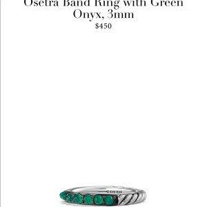 Beautiful David Yurman ring!